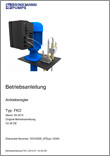 Brinkmann Pumps Operating manual FKO