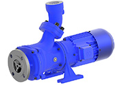 Horizontal end-suction pump SBF